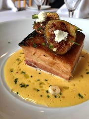 Pork belly, Huntley Taverne