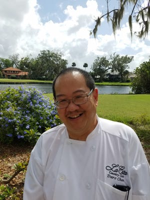 Daro Chan is the new executive chef at La Cita Country Club in Titusville.