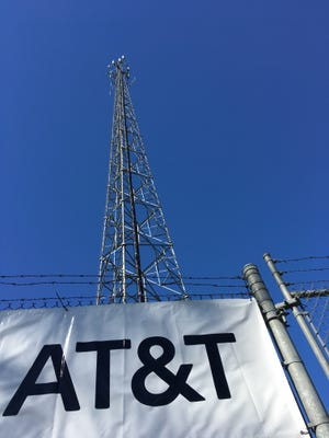 AT&T could be collecting a $27 million tax refund from the State of Nevada.