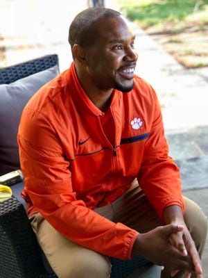Former Clemson Tigers basketball player Terrell McIntyre returns to the team in 2017 as its Director of Player Development.