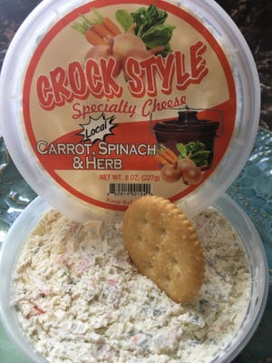 TCS Foods' line of Fresh Crock-Style Specialty Cheese Spreads are available at Farmers' Markets in Melbourne, Viera and at Florida Institute of Technology.