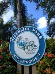 Bonita Springs Riverside Park.