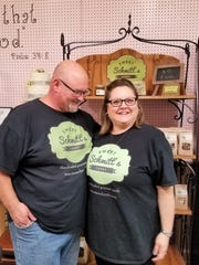 Mike and DeAnn Schmitt are growing their candy company,