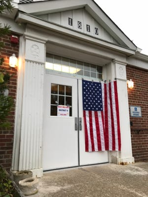 West Milford's voting locations were busy during 2017's gubernatorial election but turnout was down from 2013.