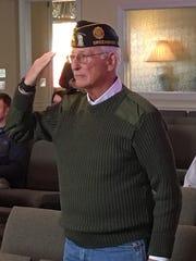Hugh Nichols, Marines