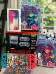 iPhone X, Fingerlings, SNES Classic - these are some