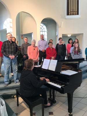 It's a musical tradition that hundreds of guests in Hunterdon County look forward to on the Sunday following Thanksgiving.
