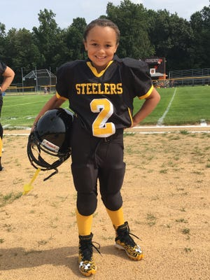 A'Niah Butler has made her way to the football field after a two-year battle with leukemia.