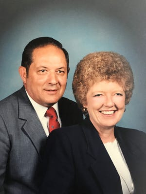 Richard and C. Elaine Skarritt of Milford