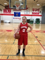 Breally Kautzer will move into the role of leader for the Wisconsin Rapids girls basketball team as the lone senior on the roster after the Raiders suffered major graduation losses from a year ago.