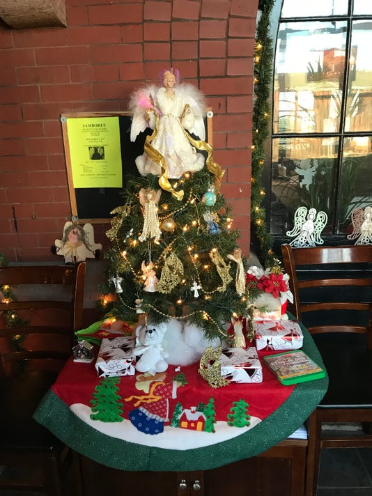 Christmas Tree D and R Depot