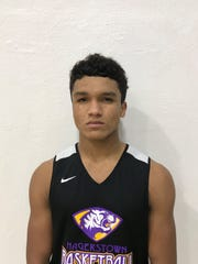 Jalen Oliver, Hagerstown High School boys basketball