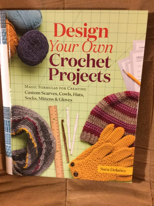 Book review  Design your own crochet projects e37be9ffec1