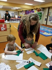 The preschool, which has spots for 140 3- to 5-year-olds