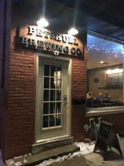 PetSkull Brewing Company is at 220 N. Ninth St. in