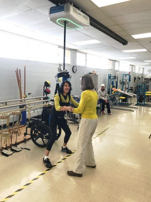 Cycling accidents sometimes lead people to the Wilson rehab center. Some will need the latest technology that the Wilson Workforce and Rehabilitation Center has acquired.