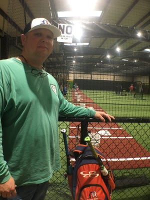 David Maddox opened Box 11 Indoor Sports in December.