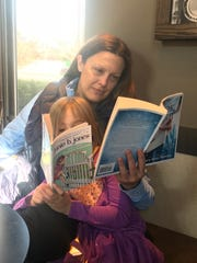 Mother and daughter Laura and Eva Ellis spent a special afternoon reading together at a local Starbucks. Perhaps your child won't love reading as much as you wish she would; Katie Coombs encourages you to embrace what your child does love rather than be disappointed in what she doesn't.