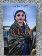 """RED as in Russia, and Measles, and Love"" by Linda Jane Niedfeldt."