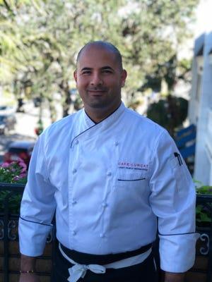 Chef Fabio Bermudez