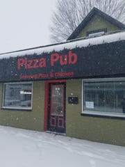 The Pizza Pub is our first new restaurant to open on a revamped and modernized North Main Street.
