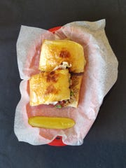 The Pizza Pub offers a big and hearty selection of stromboli sandwiches from classic to BBQ and vegetarian.