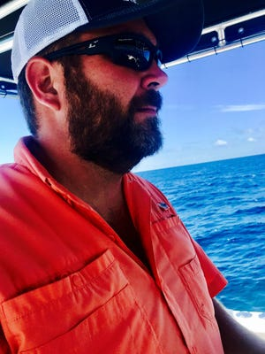 Jolly Rogers Diving Charters owner/operator Chris Williams offers a unique diving experience in the Gulf of Mexico in the winter months.