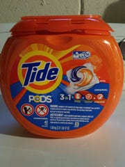 Cranky Al's in Wauwatosa is offering a delicious alternative to putting dangerous chemicals inside your body. Recently a trend has surfaced of teenagers putting Tide Pods (seen here in the picture) in their mouths and posting videos on social media.