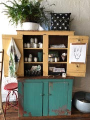 """Goods for sale at the newly opened store Lagom, in Brockport.  Lagom is a Swedish word that means """"just the right amount."""""""