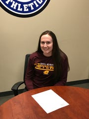 Salem's Katie Coleman signed to play soccer at Central Michigan.