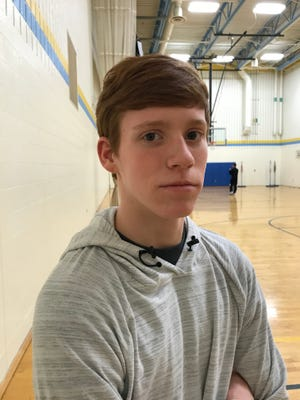 River Valley junior Jacob Fohl recently earned his 100th career victory in wrestling. The Vikings will go to Galion Saturday for the Mid Ohio Athletic Conference Championships where they have won the last four team titles.