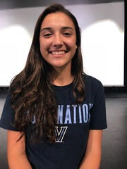 Sierra Rincon signed to play soccer with Villanova.