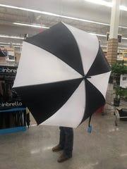 Stylish umbrella by Rainbrella.
