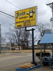 Zesto on Franklin is located at 102 W. Franklin St.,
