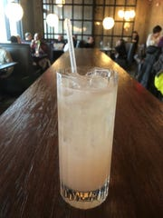 The Sparkling Grapefruit Palmona at Cassidy Bar + Kitchen