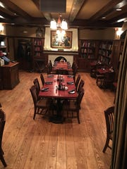 The Library at The Auld Shebeen in Whippany.