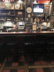 The Brewery Area at The Auld Shebeen in Whippany.