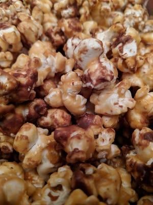 Sweet caramel and savory cheese can turn popcorn into a decadent snack that is a breeze to make and impossible to get out of your mind.