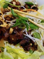 Pork Rice Noodle, Vietnamese Cuisine