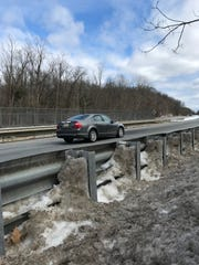 Two bridges on Route 23 between Reservoir and Doremus roads in West Milford, as seen on March 5, 2018, are due for repair in late 2018 in a project expected to take two years, a state officials said.