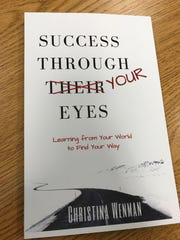 """Success Through Your Eyes"" is available on Amazon.com."