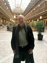 Catholic priest David Schlegel, 56, moved to Cleveland