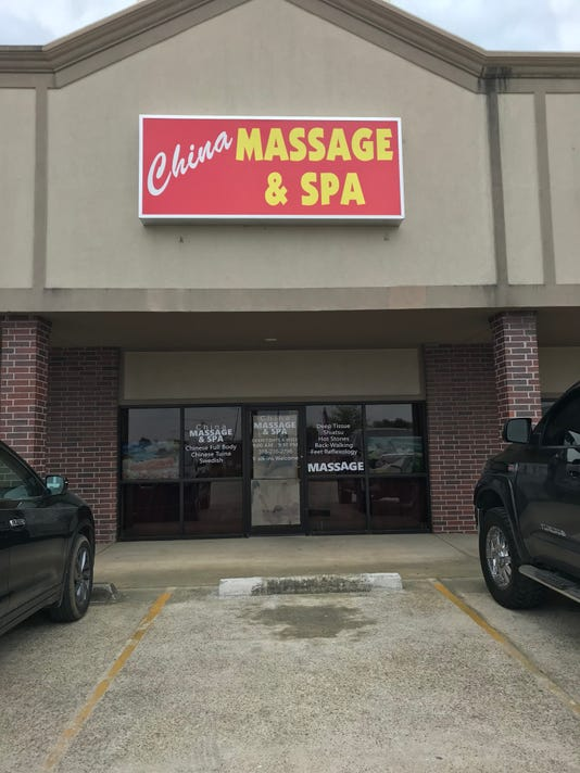 Asian massage parlors in reading pa