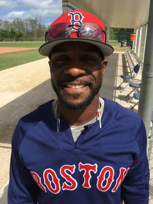Corey Wimberly, one of nine African Americans out of 160 minor league managing jobs, enters his first season at the helm of the Lowell (Massachusetts) Spinners of the Boston Red Sox.