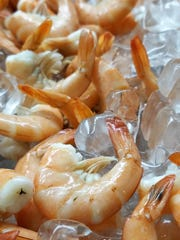 Who doesn't like peel and eat shrimp? Eat all you want, they are healthy and high protein.