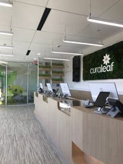 Curaleaf New York opened in Newburgh on March 30.