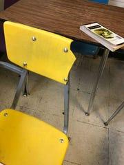 Oklahoma teacher Sarah Jane Scarberry shared this photo