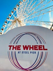 Tickets for The Wheel cost $15 for adults and $12 for