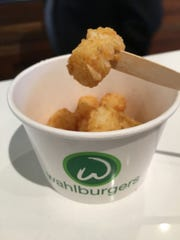 Wahlburgers offers tater tots.