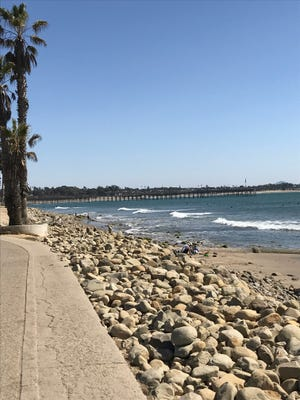 Surfers Point in Ventura. STAR FILE PHOTO